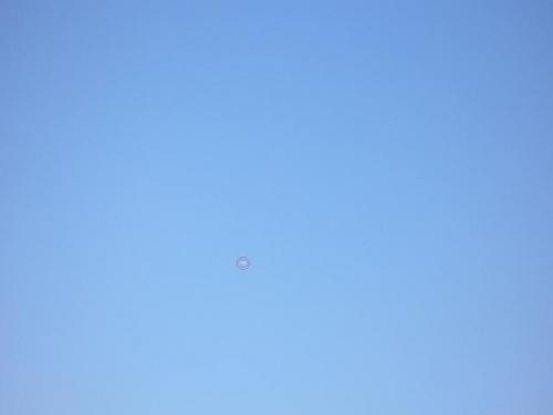 spacerek #UFO