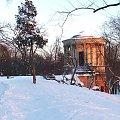 Świątynia Sybilli #Puławy #zima #park #Sybilla #świątynia #zabytek #zbytki