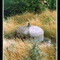 Kopuła obserwacyjna na Panzerwerku (bunkrze) nr 721 #MRU #bunkry #forty #Międzyrzecz #Obra #schron