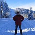 Widok na szczyt Klimczoka #Szyndzielnia #Klimczok