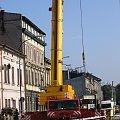#dźwig #ciężarówka #ciężarowy #samochód #budowa #maszyna #maszyny #budowlana #budowlane #terex #demag