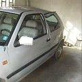 #Volkswagen #Golf #III #samochód #samochody #motoryzacja #wypadek #crash #dachowanie